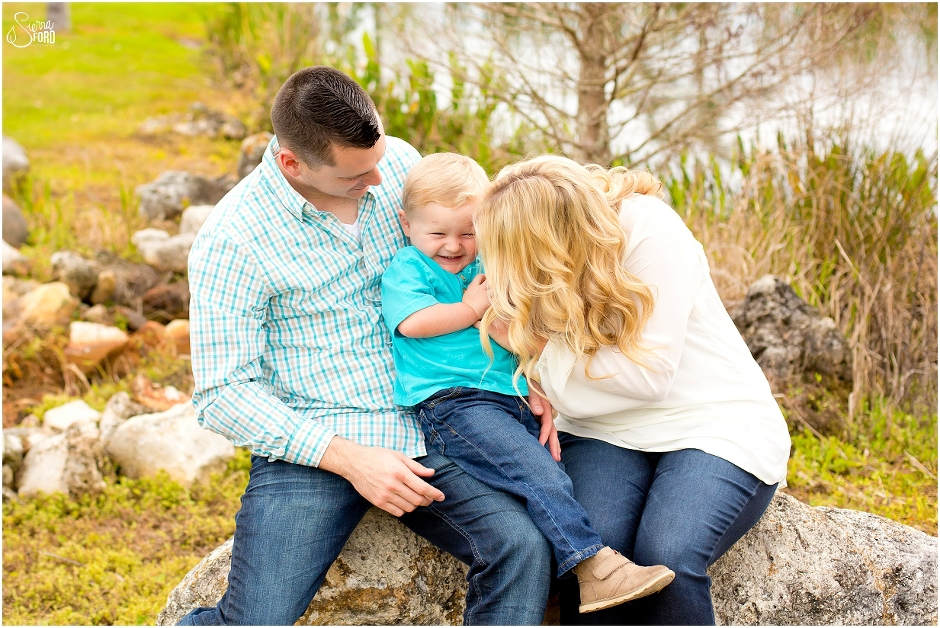 Family Engagement Photos